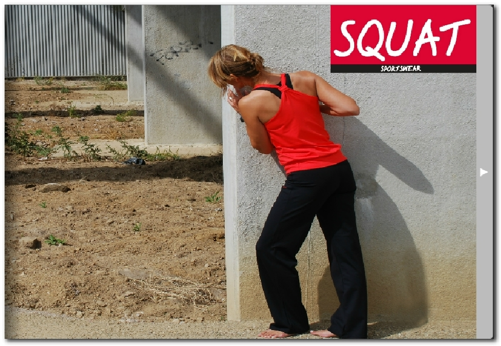 Squat Dames Collectie 3