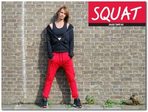 Squat Dance Collectie 1