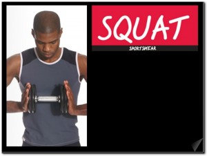 Squat Heren Collectie