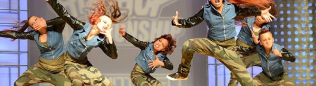 Squat Sportswear ook voor Dansgroepen